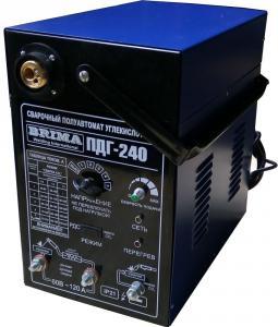 """Сварочный полуавтомат """"BRIMA"""" ПДГ240ДАВ со съемной горелкой в комплекте"""